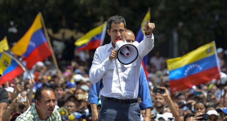 Juan Guaidó | Matías Delacroix | Agence France-Presse