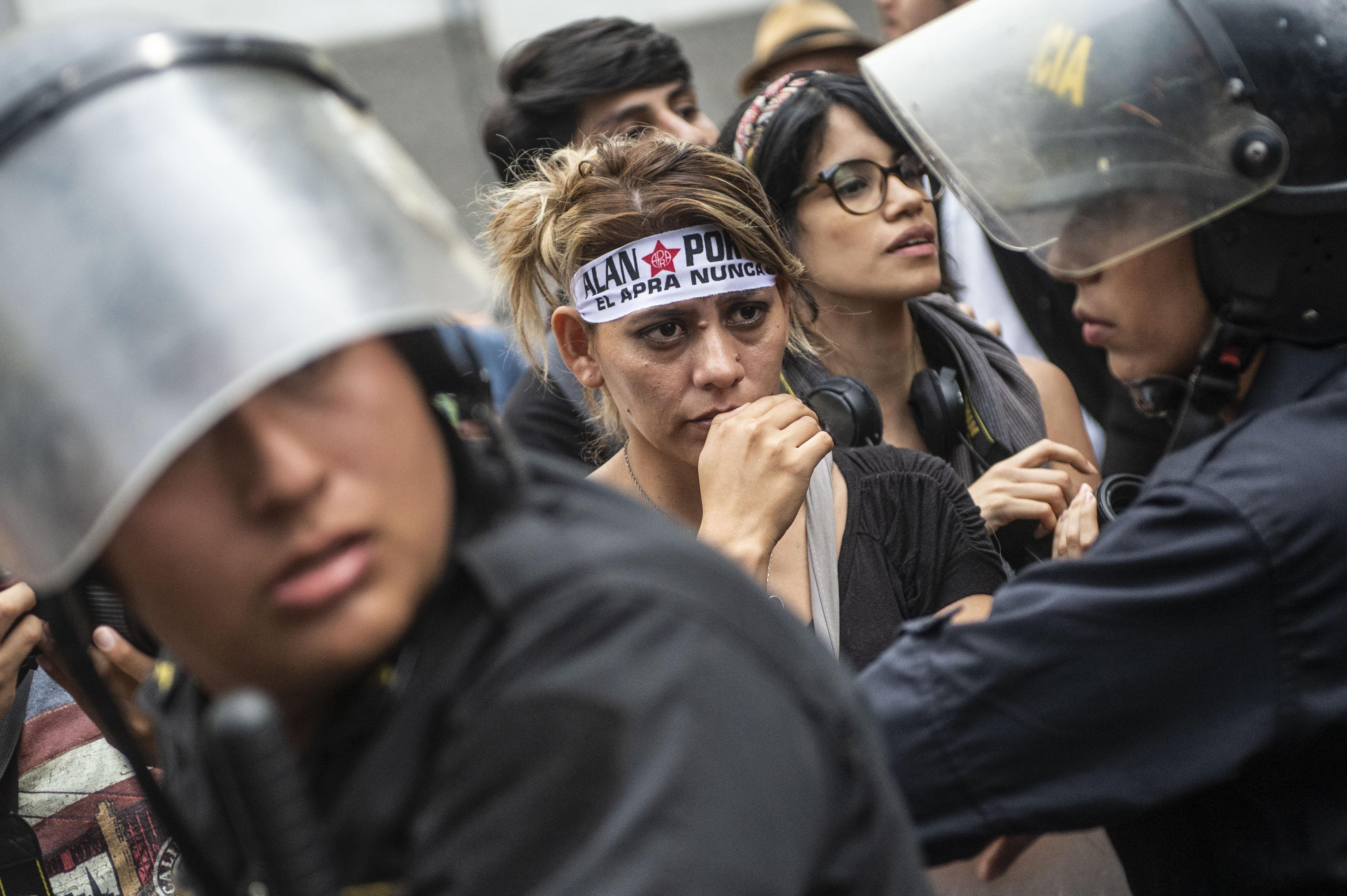 ERNESTO BENAVIDES / Agencia France-Presse