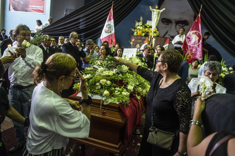 Ernesto Benavidez/ Agencia France-Presse