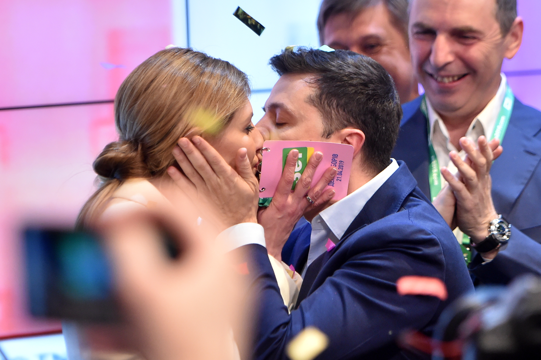 Sergei Gapon / Agencia France-Presse