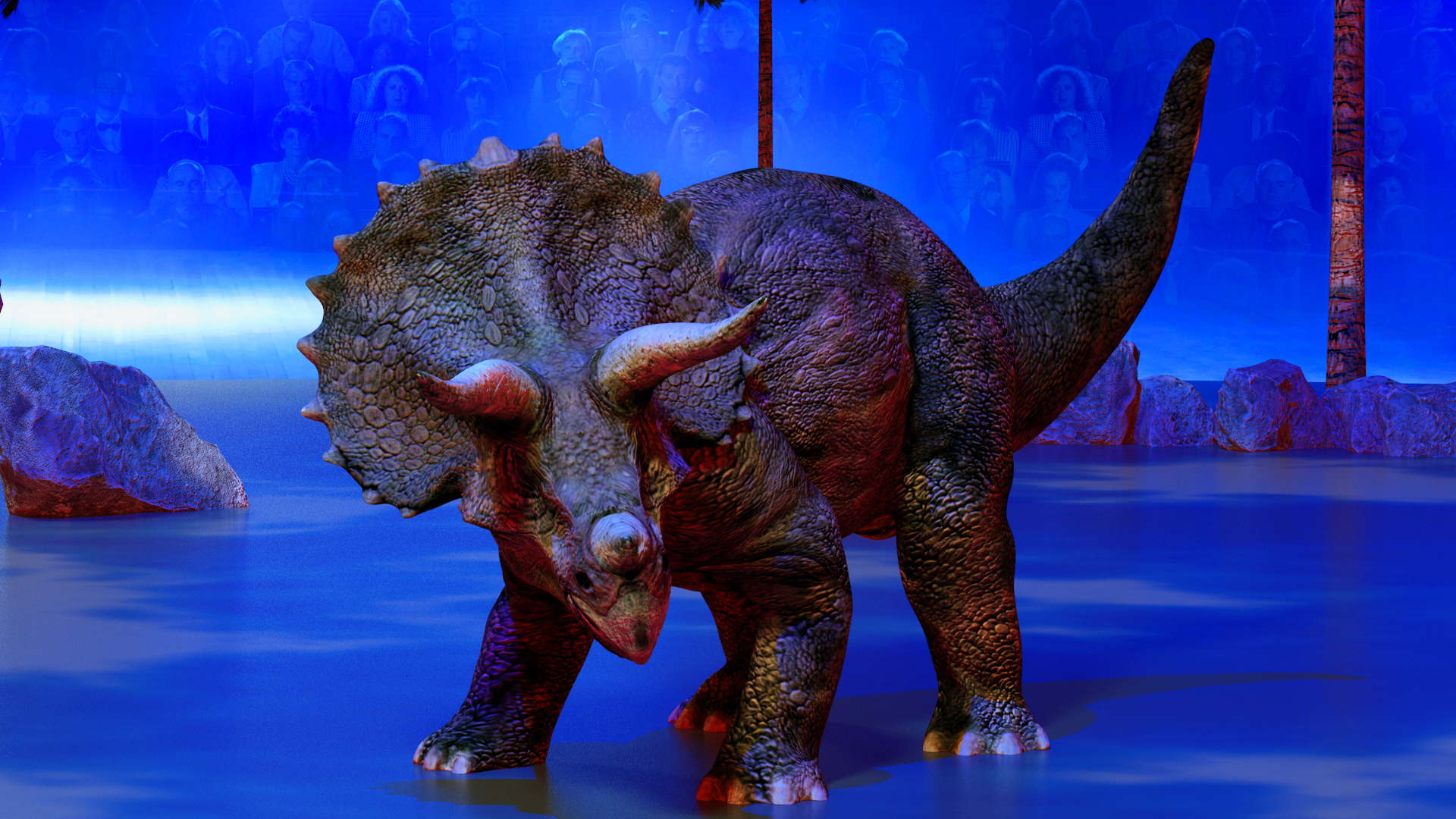 """Dinosaurios Alive"""