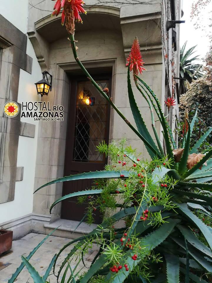 Hotel Río Amazonas