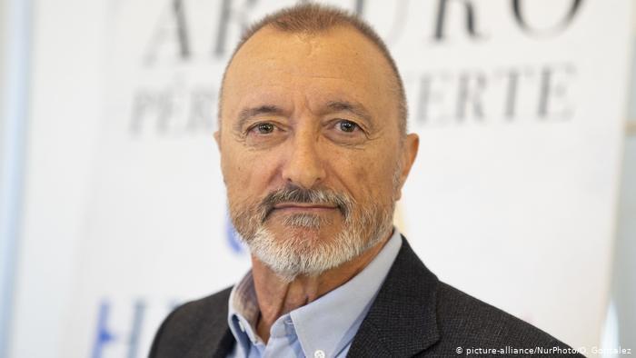 Arturo Pérez-Reverte / DW