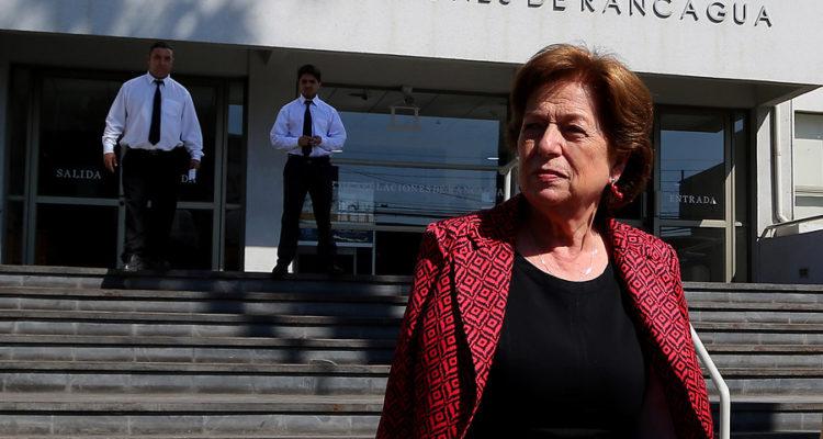 Ministra Rosa María Maggi | Hans Scott | Agencia UNO