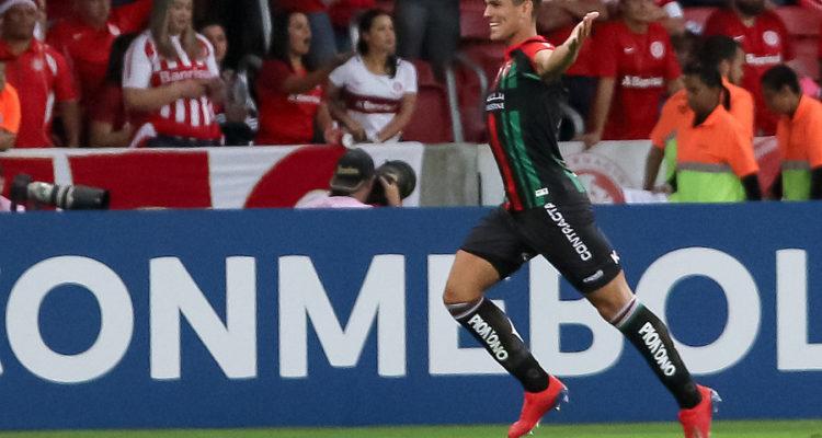 Everton Pereira   Lance Press   Agencia Uno