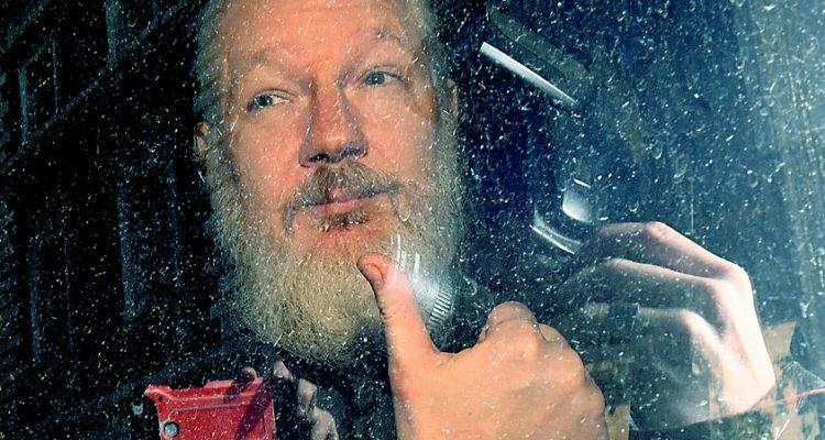 Julian Assange | Zumapress | Xinhua | Agencia UNO