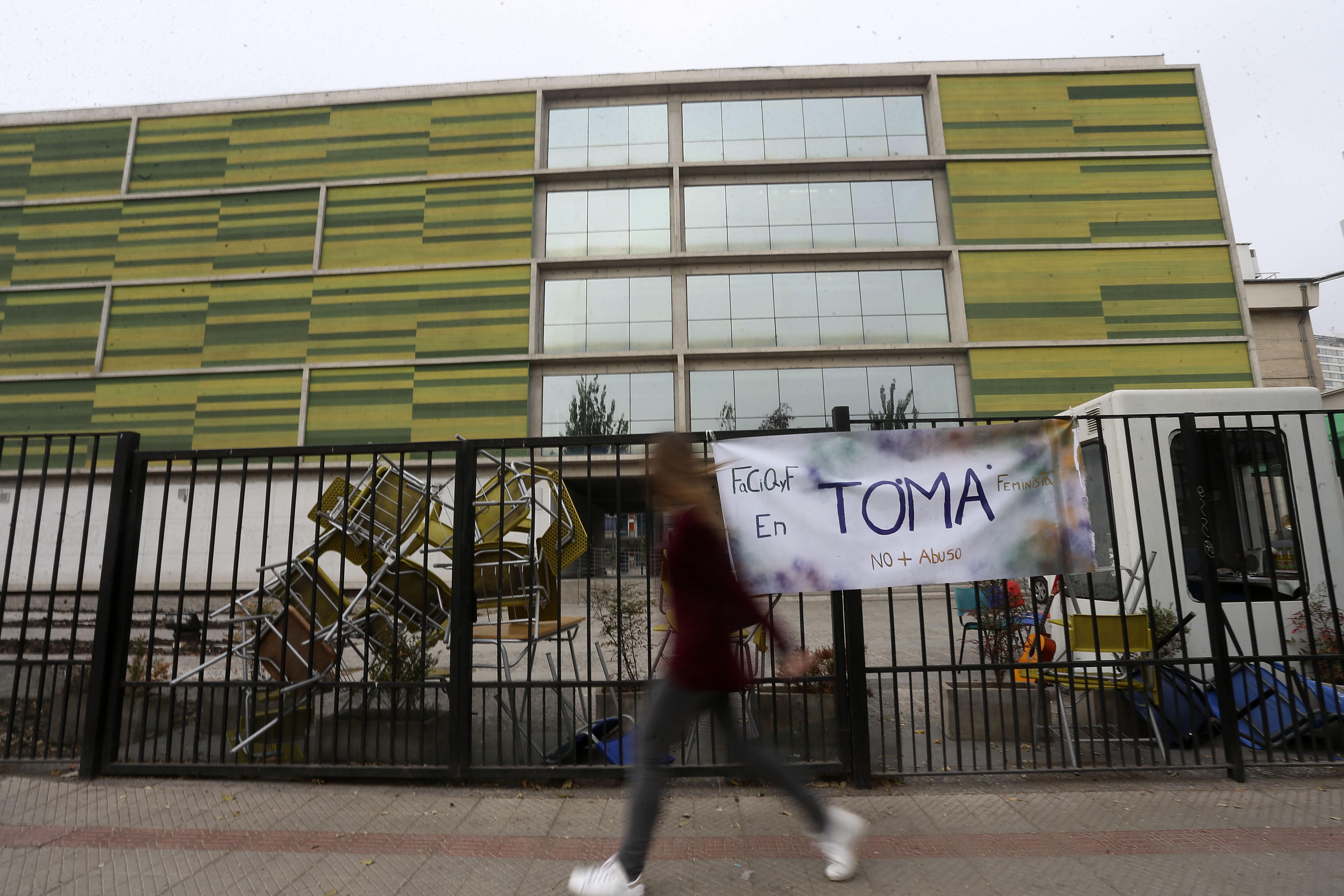 Facultad de Química y Farmacia de la Universidad de Chil