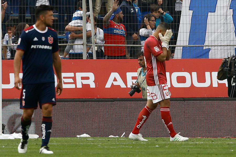 Herrera se lamenta por la goleada que le propinó la UC