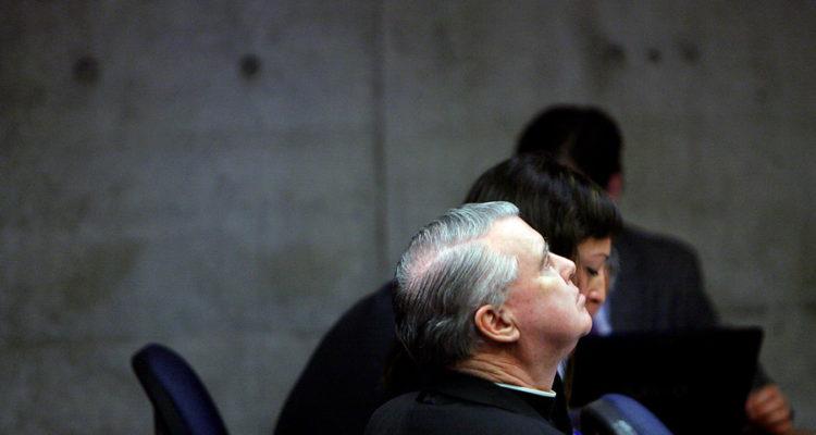 Sacerdote John O'Reilly | Francisco Castillo | Agencia UNO