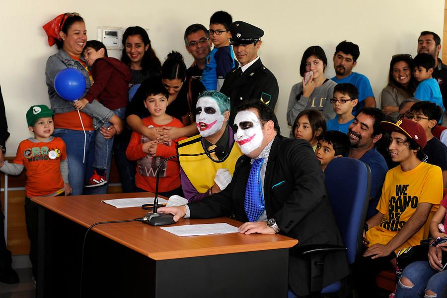CONTEXTO | Actividad similar en tribunal de Iquique | Agencia UNO