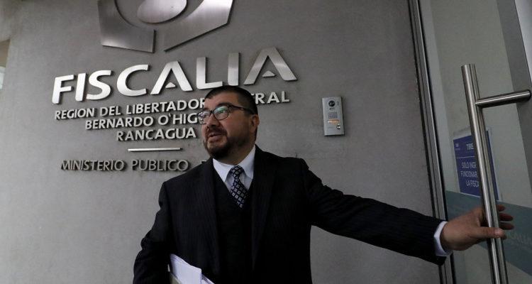 Fiscal Sergio Moya | Agencia UNO
