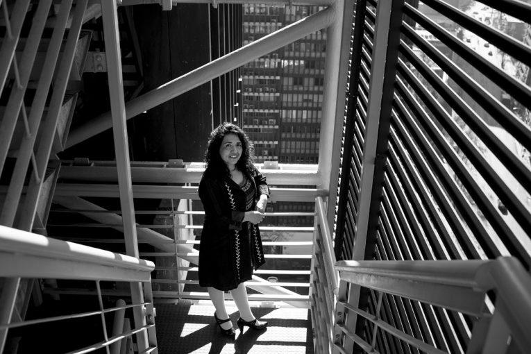 Maribel Mora. Foto: Alvaro de la Fuente/ Proyecto Dialogo
