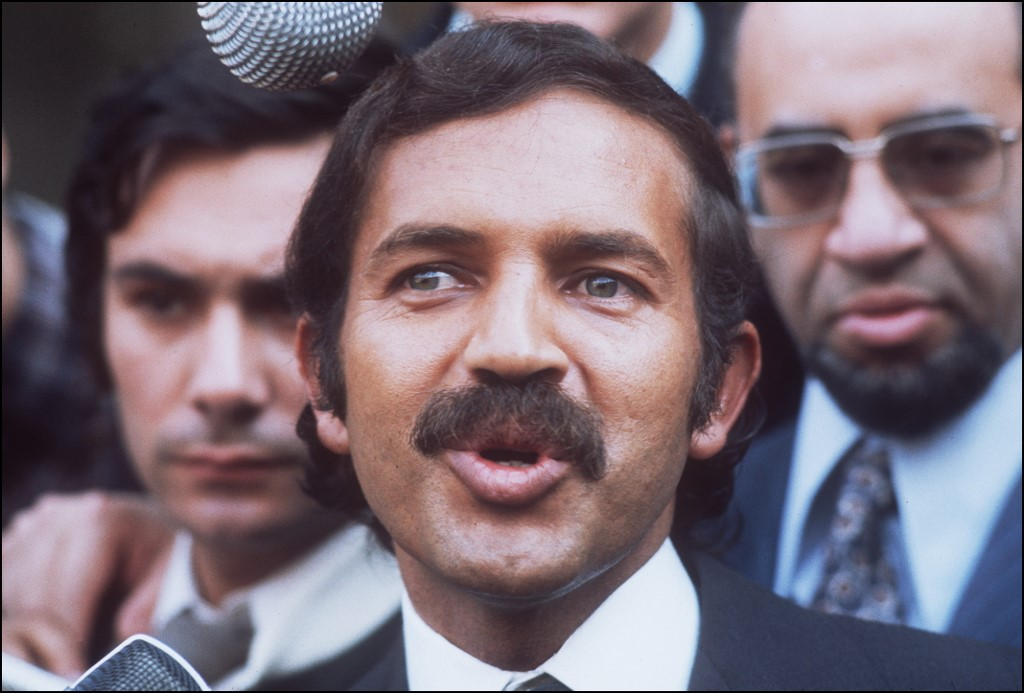 Abdelaziz Buteflika en 1973 | ARCHIVO | Agence France-Presse