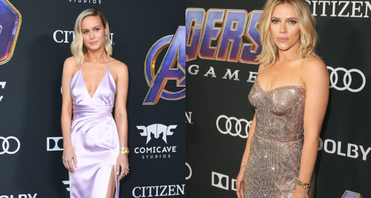 4c427edcfac4 Scarlett Johansson y Brie Larson conquistan con joyas inspiradas en las  Gemas del Infinito