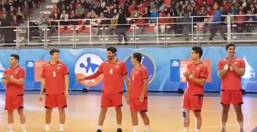 Selección chilena masculina de balonmano venció a Colombia en el repechaje y clasificó a Lima 2019