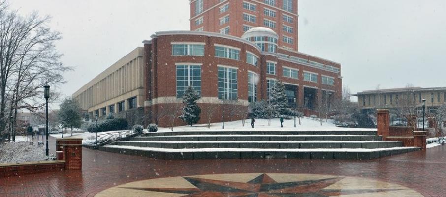 Twitter / Universidad de Carolina del Norte