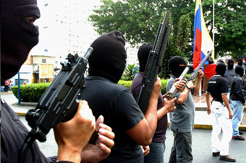 Reportan 50 heridos durante protestas contra Nicolás Maduro en Venezuela