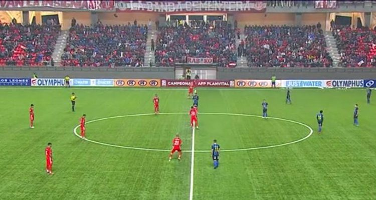 Minutos de terror: hincha de Unión La Calera sufrió un ataque de epilepsia en pleno estadio
