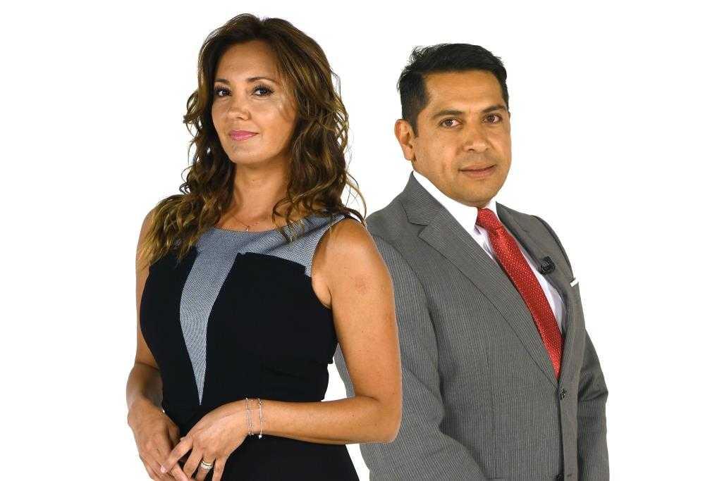 Priscilla Vargas y Rodrigo Herrera
