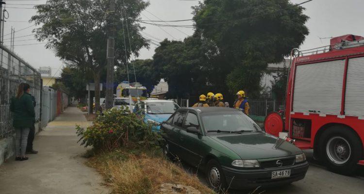 Evacúan a cerca de 40 niños de jardín infantil de Concepción por ...