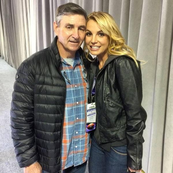 Jamie Spears y Britney