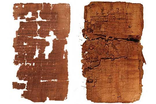 Restos actuales del Evangelio de Judas | Nat Geo