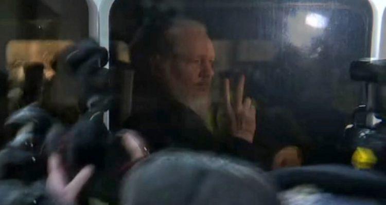 Julian Assange | Agence France-Presse