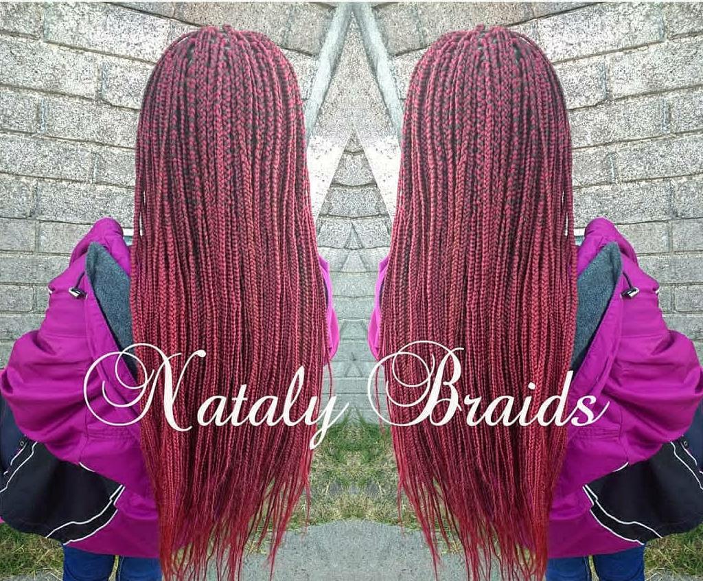 Trenzas de kanekalon | Nataly Braids