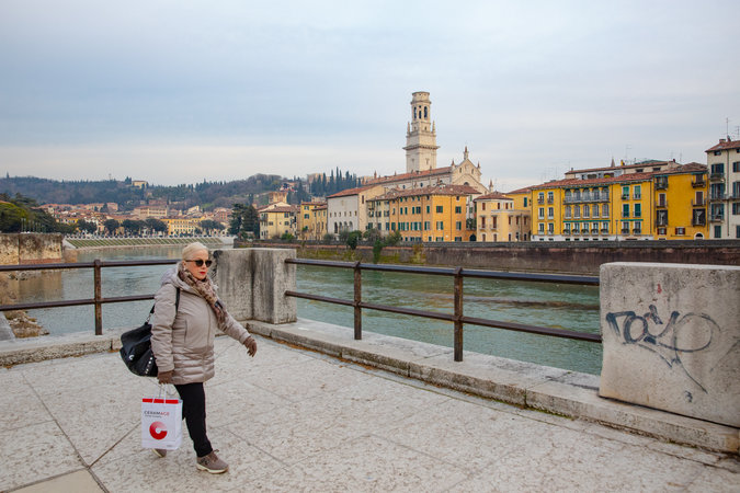 Verona fue bastión de apoyo a Benito Mussolini / The New York Times