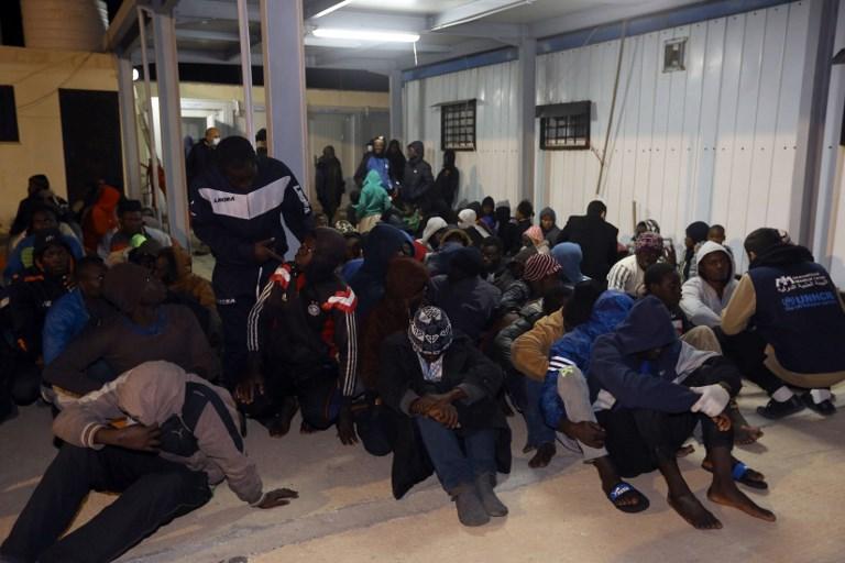 Migrantes en Malta | ARCHIVO | Agence France-Presse