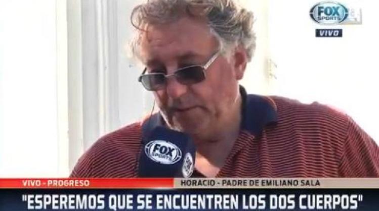 Horacio Sala | Captura Fox Sports