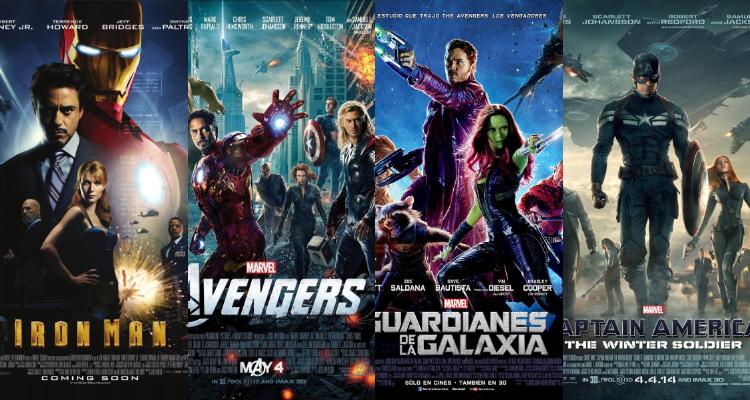 464bfd02d Para una maratón: todas estas películas de Marvel puedes ver en Netflix  antes de