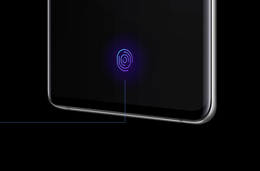 Lector de huella ultrasónico   Samsung Galaxy S10+