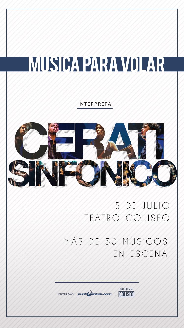 Gustavo Cerati Sinfónico