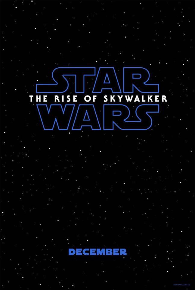 Star Wars - Episodio IX: el ascenso de Skywalker