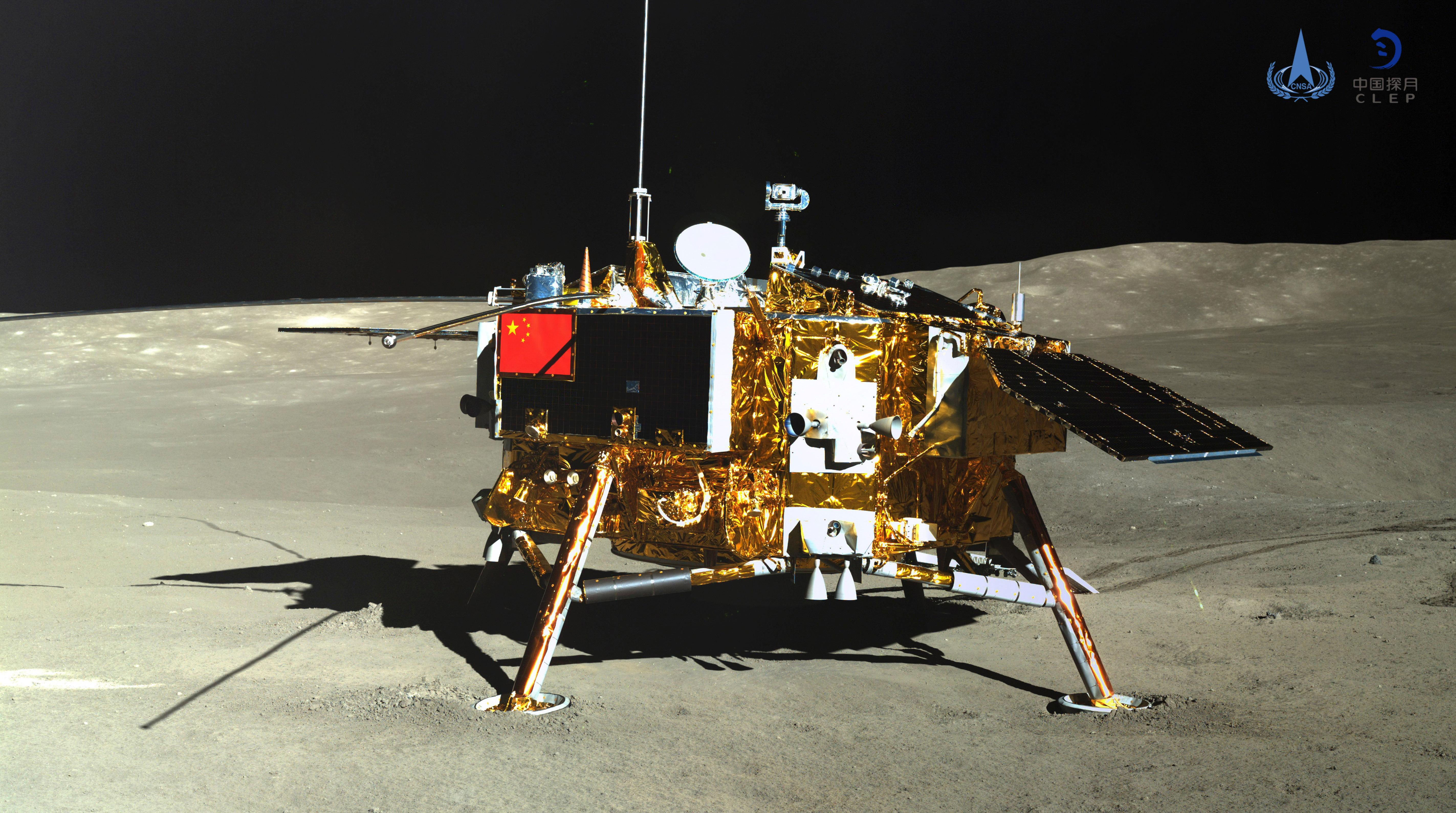 China National Space Administration (CNSA)   Agence France-Presse