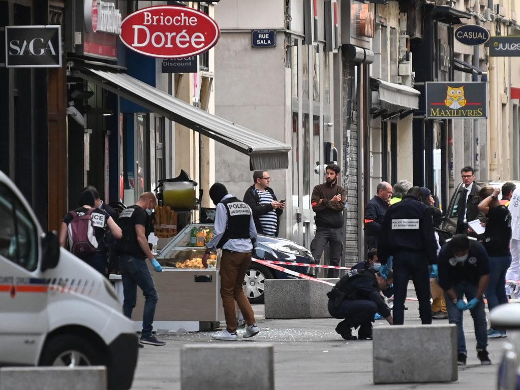PHILIPPE DESMAZES / Agencia France-Presse