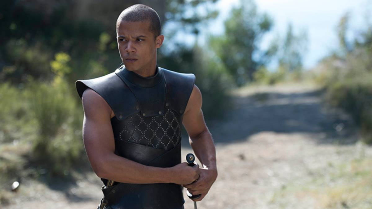 "Jacob Anderson en ""Game of Thrones"""