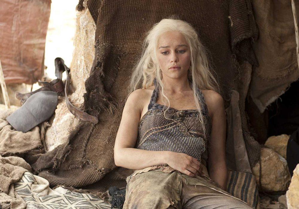 """Daenerys en la temporada 1 de """"Game of Thrones"""""""