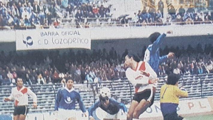 Extraída de Intagram: Deportes Lozapenco