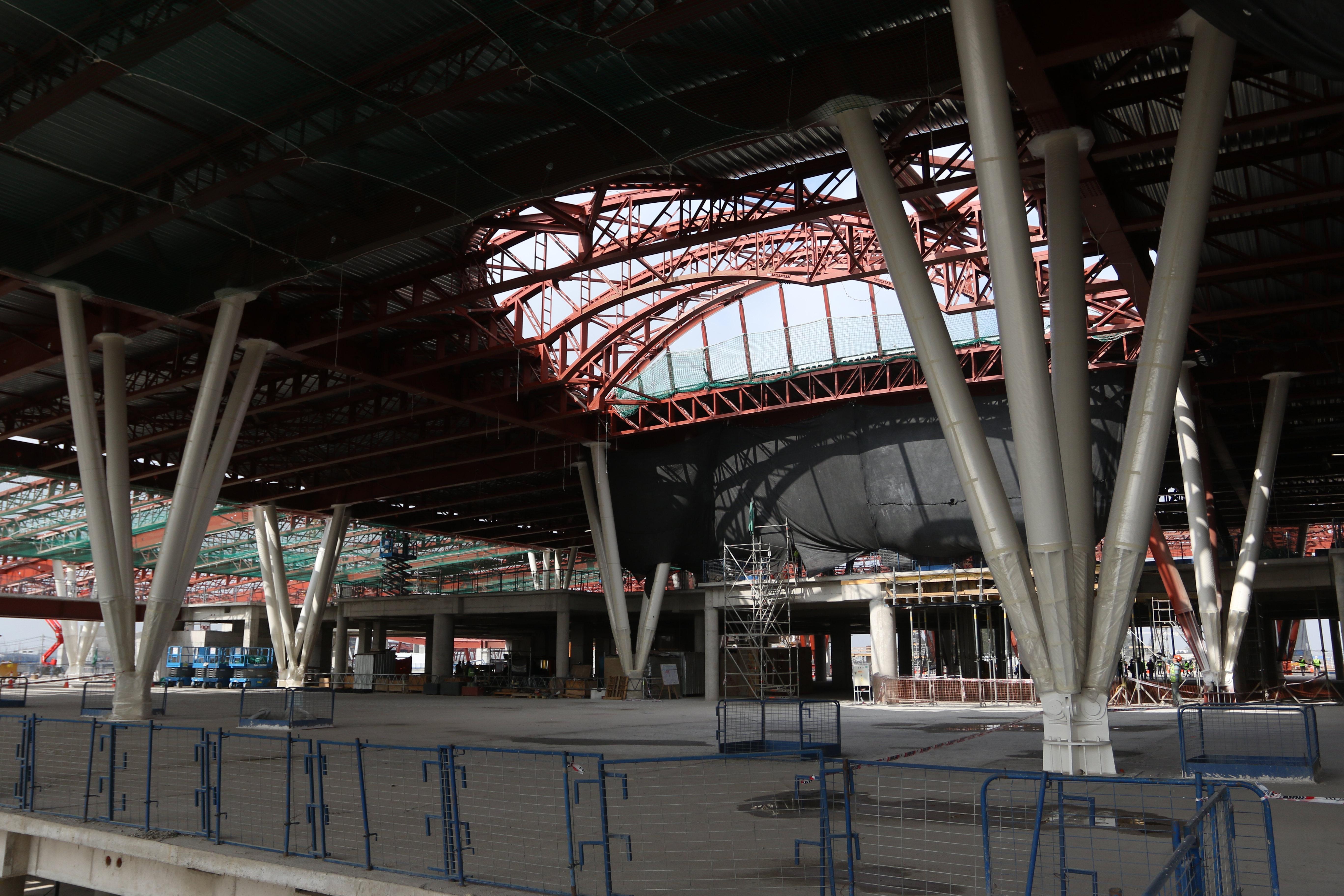 Ampliación de Aeropuerto de Santiago