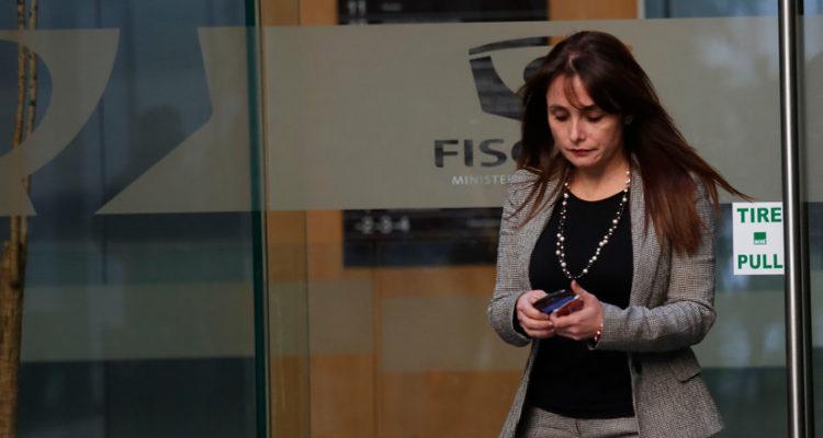Fiscal Marta Herrera | Sebastian Brogca | Agencia Uno