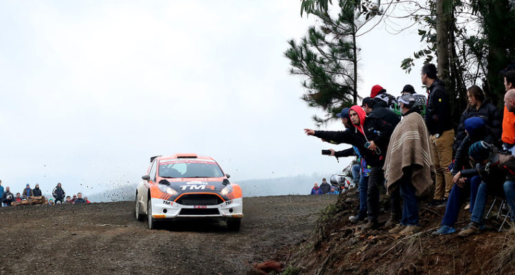 ShakeDown de la WRC   Rodrigo Saenz   Agencia Uno