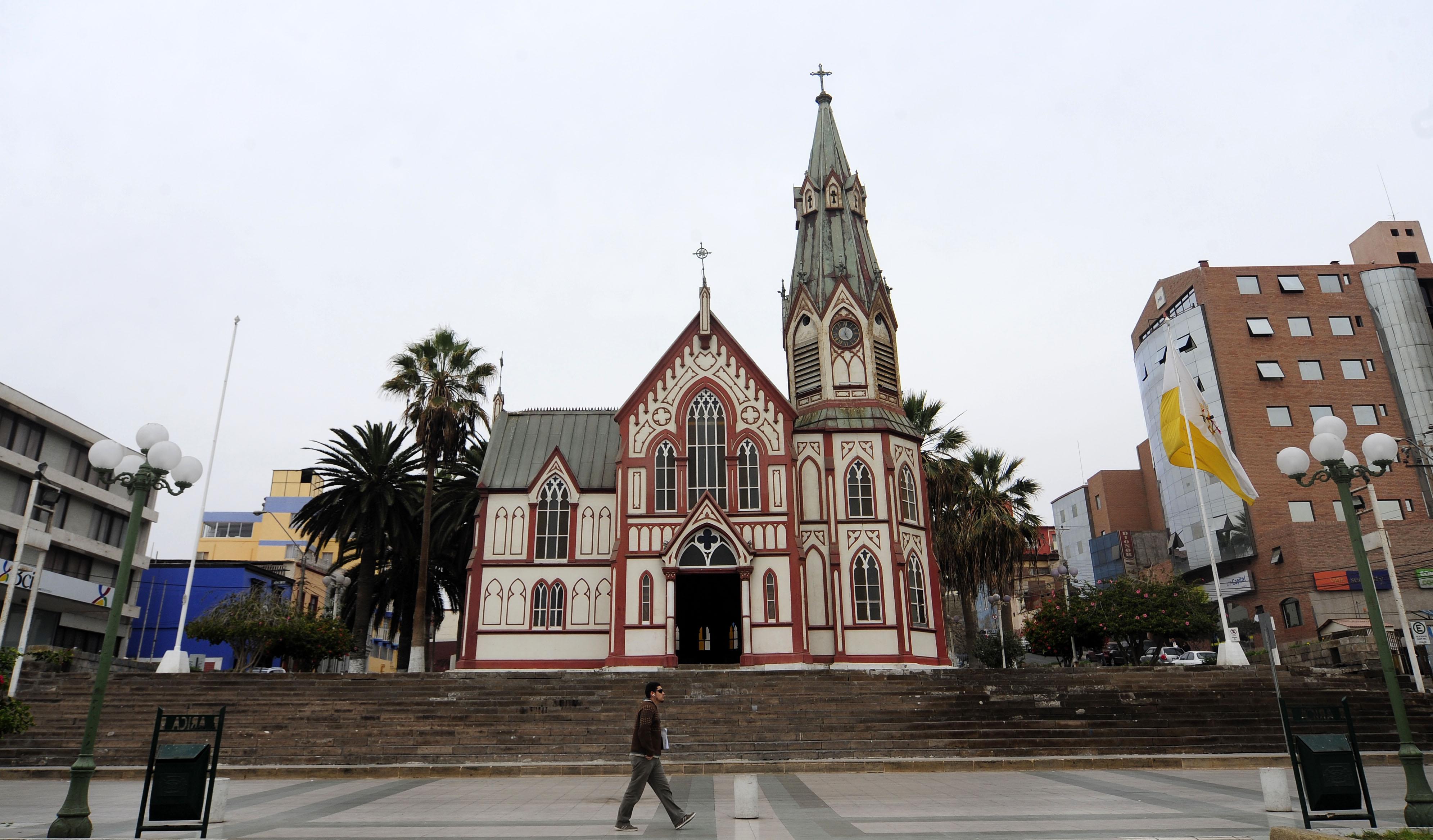 Catedral San Marcos (1876) | Agencia UNO
