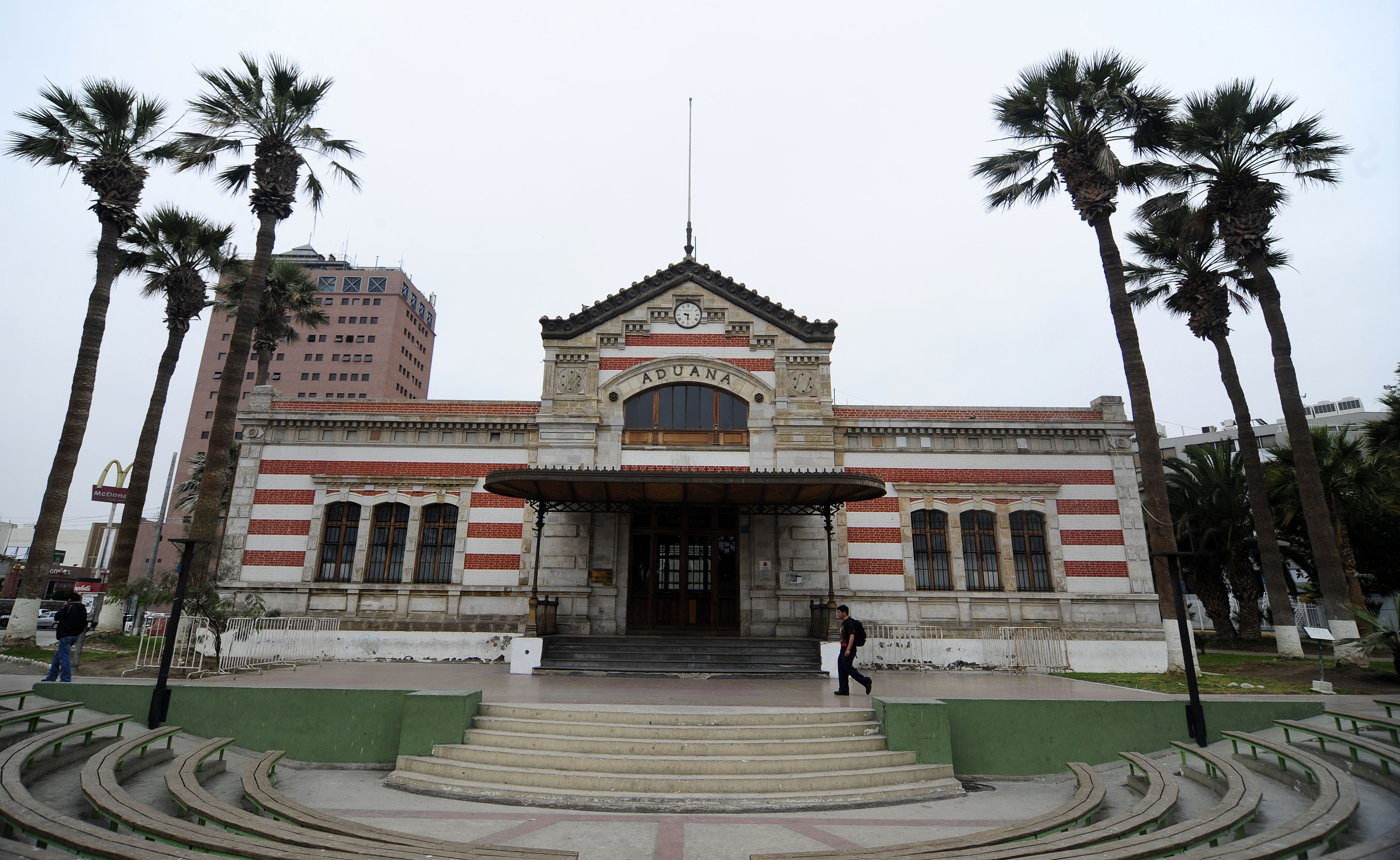 Ex-Aduana de Arica (1871-1874) | Agencia UNO