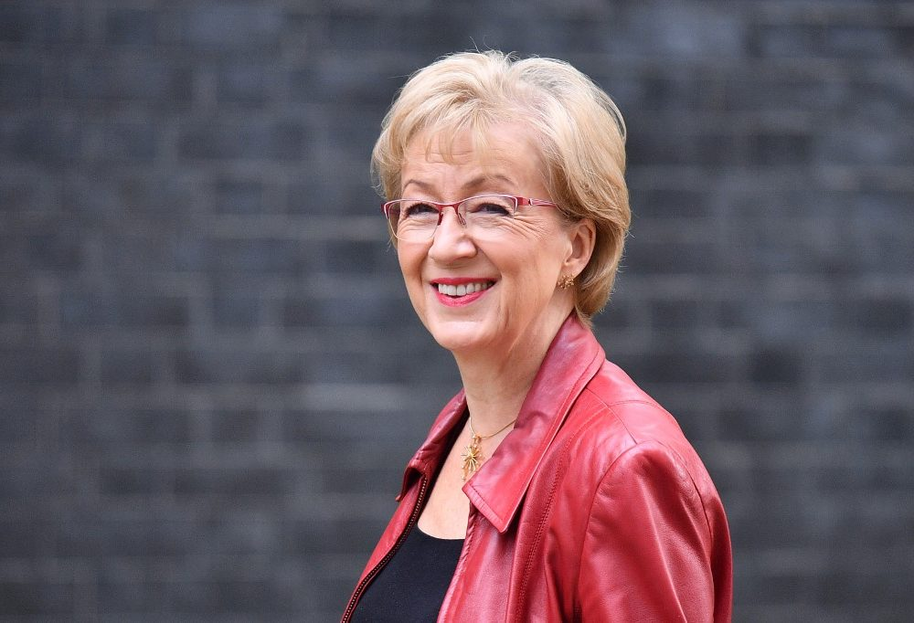 Andrea Leadsom | ARCHIVO | Agence France-Presse