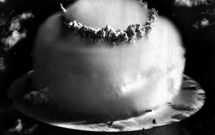 Explisión Bomba Cameron | Wikimedia Commons