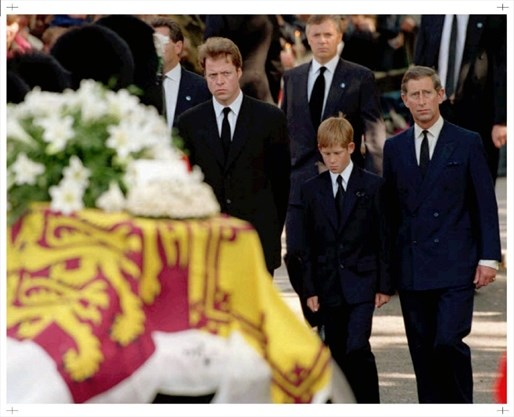 Funeral de la princesa Diana | BBC