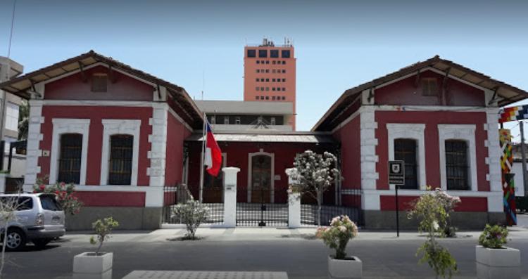 Casona de gobernación provincial en Arica (1876) | Jeraldo Toledo | Google