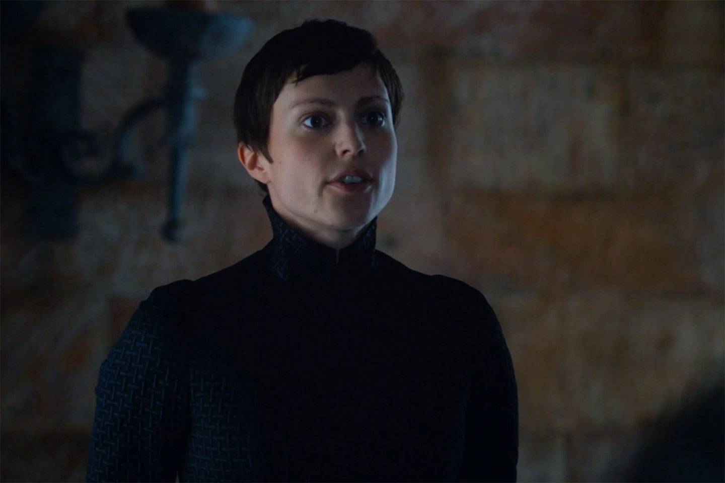 "Bernadette en la temporada 7 de ""Game of Thrones"""